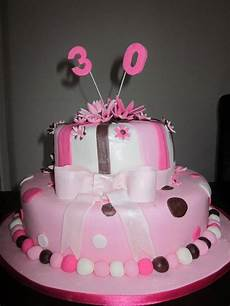 30th Birthday Cake Designs For Her Deb S Cakes And Cupcakes Females 30th Birthday Cake