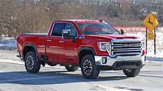 2020 Gmc 2500hd For Sale by 2020 Gmc Hd Spied In Cab Gas Powered Form