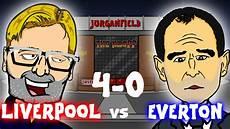 Liverpool Vs Everton Wallpaper by Liverpool Vs Everton 4 0 Highlights Goals Jurgen Klopp