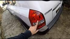2008 Hyundai Elantra Brake Light Bulb Replacement Replace Brake Light Bulb 2007 Hyundai Sonata