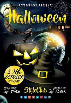 Halloween Flyers Templates Free 50 Best Free Halloween Icons Flyers Brochures And