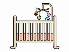crib clipart baby bassinet crib baby bassinet transparent