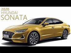 2020 Hyundai Sonata Yellow by 2020 Hyundai Sonata Sports A Radically Different Design