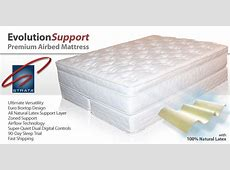Strata Evolutions Support Latex Air Bed Mattress   eBay