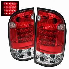 01 Tacoma Lights 01 04 Toyota Tacoma Pickup Euro Led Lights Red