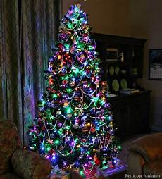 Christmas Tree Decorating Ideas With Multicolor Lights Clear Or Multi Color Christmas Tree Lights How About Both