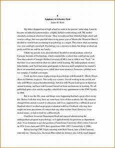 College Autobiographical Essay Example 008 How To Write An Autobiography Essay Example Best