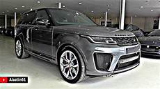 2019 Land Rover Svr by Range Rover Sport Svr 2019 New Review Interior