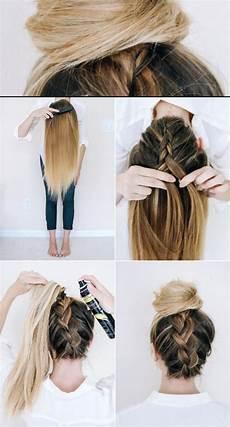 frisuren für dünnes haar zum selber machen silvester frisuren selber machen 7 einfache anleitungen