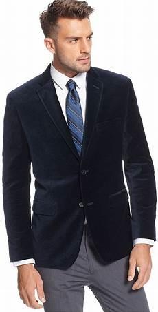 mens navy blazers and sport coats 250 navy velvet blazer alfani jacket solid velvet
