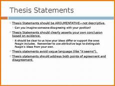 Purpose Of Thesis Statement In An Essay 11 Thesis Statement Examples For Essays Card