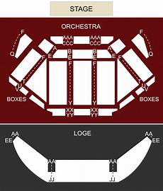 Tilles Center Seating Chart Tilles Center Concert Hall Greenvale Ny Seating Chart