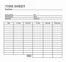 Timesheet Layout Time Sheet Template Timesheet Template Time Sheet