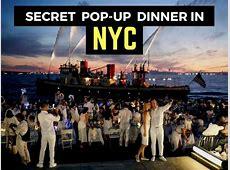 PPT   Secret pop up dinner in NYC PowerPoint Presentation