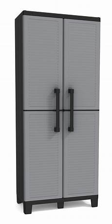 keter space winner resin storage plastic utility cabinet