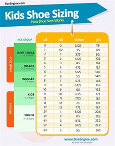 Boden Kids Size Chart Kids Shoe Size Chart Measurements And Conversion
