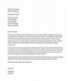 Cover Letter Retail Examples 7 Retail Cover Letter Templates Free Sample Example