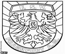 Vfb Malvorlagen Zum Ausdrucken Ausmalbilder Fahnen Und Embleme Der Deutschen Fu 223 Liga