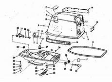 Johnson 1973 25 25r73a Motor Cover Parts Catalog