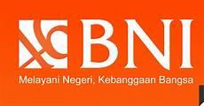 Bank Bni Bank Bni Bank Negara Indonesia Logo 237 Design