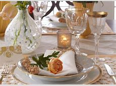How to Set a Dinner Table to Impress Your Guests   Allrecipes