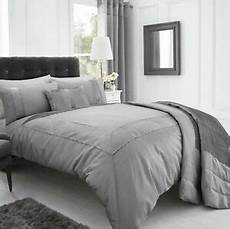 Light Grey Textured Duvet Cover Silver Grey Stylish Textured Faux Silk Duvet Cover Luxury