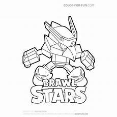 mech brawl coloring page color for in