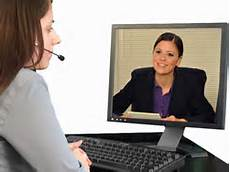 Online Job Interviews Research Finding Powerful Effect Of Simmersion Training
