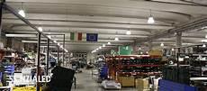 lade a led per capannoni industriali high bay led illuminazione industriale led