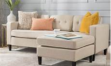 Small Sofas For Bedrooms Small Sectional Sofas Couches For Small Spaces