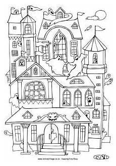 haunted house printables
