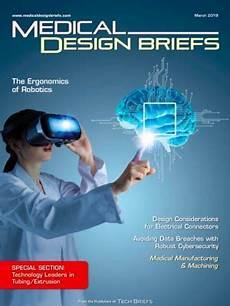 Medical Design Briefs Design Validation And Regulatory Requirements Medical