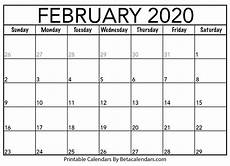 month calendar february 2020 blank february 2020 calendar printable beta calendars