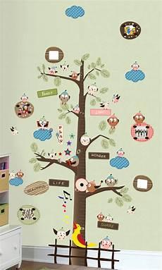 Cute Growth Charts Growth Chart Cute Neighbourhood Tree Repositionable