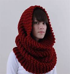 chunky knit cowl scarf snood s scarf