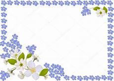 cornice di fiori cornice di fiori bianchi e primavera vettoriali