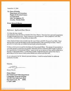 Letter Of Recommendation For Police Officer 9 10 Reference Letter For Police Officer Loginnelkriver Com