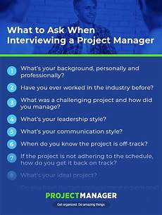 Interview Questions For Supervisor The 23 Best Project Manager Interview Questions