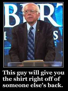 brutal meme shows what bernie sanders will do to win