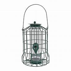 sunnydaze decor squirrel proof steel bird feeder