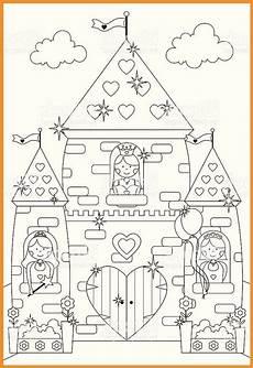 Ausmalbilder Prinzessin Schloss Kostenlos Malvorlage Lillifee Schloss Rooms Project