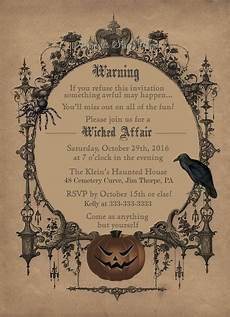 Free Printable Halloween Party Invitations For Adults Printable Halloween Party Invitations Popsugar Smart Living