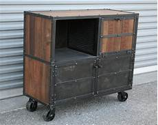 combine 9 industrial furniture wine storage