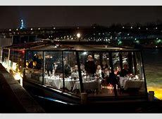 Paris Seine River Dinner Cruise  Early Evening