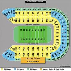Unlv Tickets Seating Chart Unlv Rebels Football Tickets 2018 Games Amp Prices Buy At