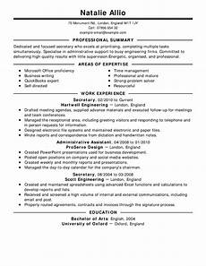 Making A Professional Resume Choose From Thousands Of Professionally Written Free