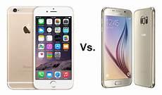Samsung S6 Vs Iphone 6 Samsung Galaxy S6 Vs Iphone 6 Comparison