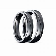forlovelses og vielsesringe forlovelses vielsesringe i titanium cmr2523m