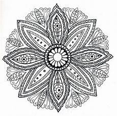 Malvorlagen Mandala Mandalas 2 Soulrelaxation
