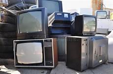 electronic bid tv electronic waste stock photo image of electronics